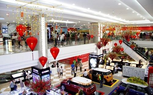 Vingroup mở trung tâm thương mại thứ hai tại Tp.HCM