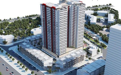 Gamuda sắp ra mắt tòa Bắc chung cư The ONE Residence