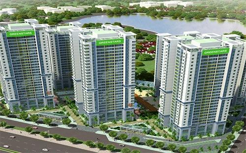 Trên 400 căn hộ Green Stars Phạm Văn Đồng đã có chủ