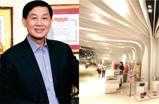 Đại sứ của những thương hiệu đẳng cấp :Ông Johnathan Hạnh Nguyễn