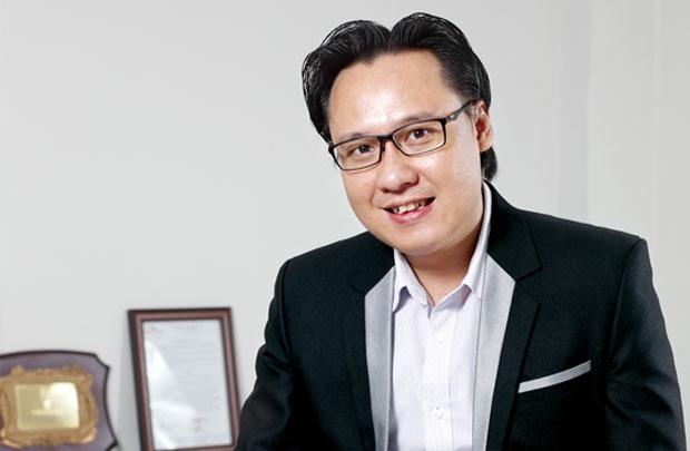 """chủ tịch May Sơn Việt với Chiến lược """"du kích"""""""