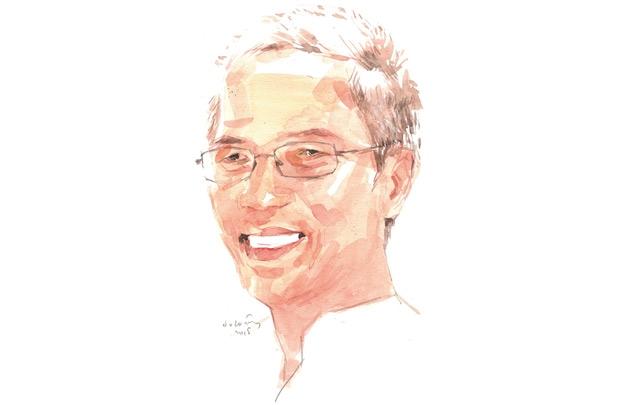 Giao lưu với ông Võ Quang Huệ [Tổng giám đốc Công ty TNHH Bosch Việt Nam]