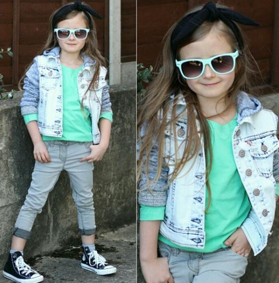 Biến công chúa nhà bạn thành những fashionista nhí