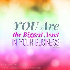Tài sản lớn nhất của bạn chính là… bản thân bạn.