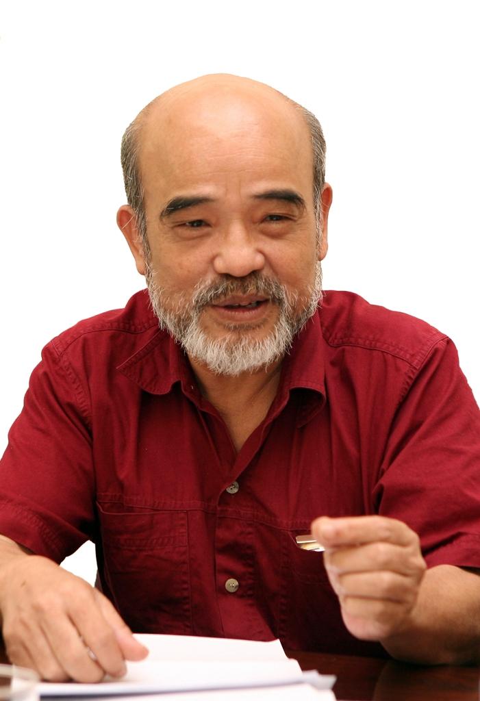 GS.TS Đặng Võ Hùng