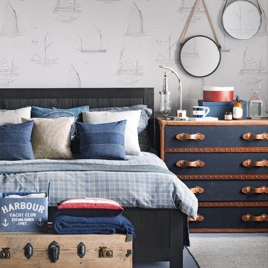 Thiết kế phòng ngủ dành cho mùa hè