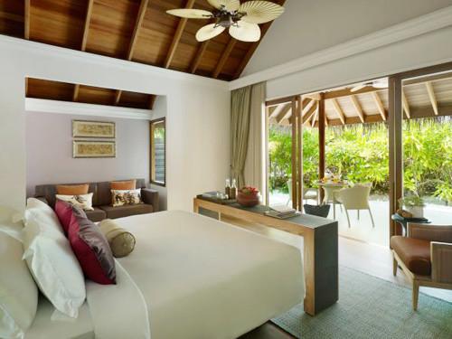 Cùng đến resort thiên đường nghỉ dưỡng ở Maldives