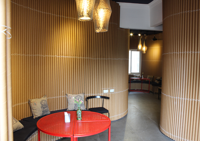 Những cách trang trí quán cafe độc đáo