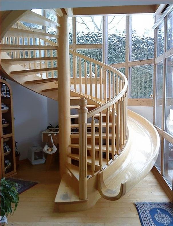 Những mẫu cầu thang hút hồn cho ngôi nhà bạn