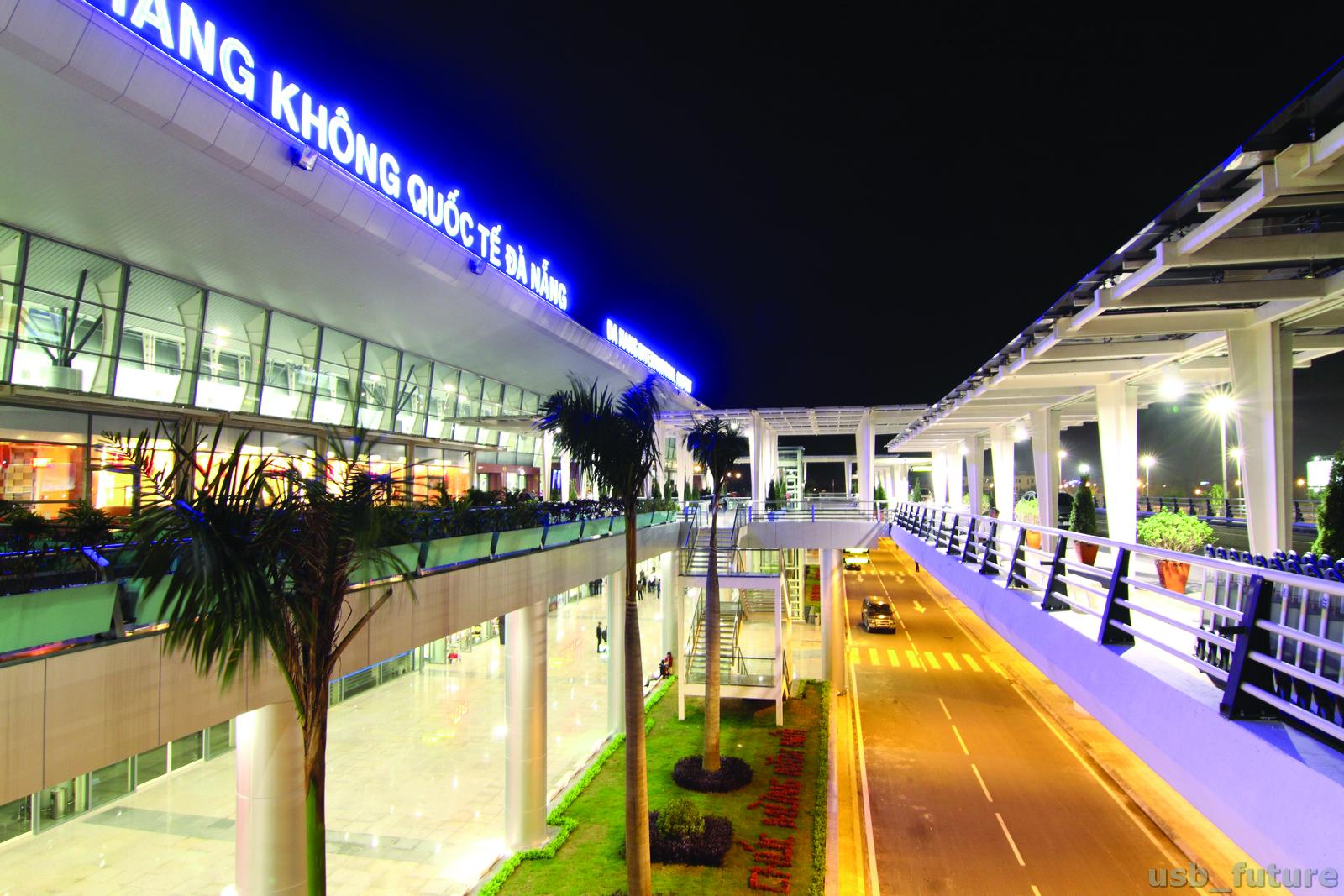 Để xây dựng nhà ga quốc tế Đà Nẵng mất hơn 3.200 tỷ đồng