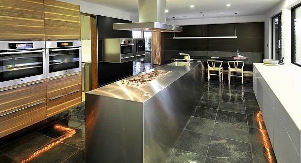 Thiết kế nhà bếp của những nhà nổi tiếng