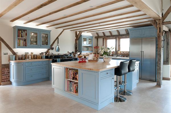 Thích từ cái nhìn đầu tiên- ý tưởng thiết kế nhà bếp