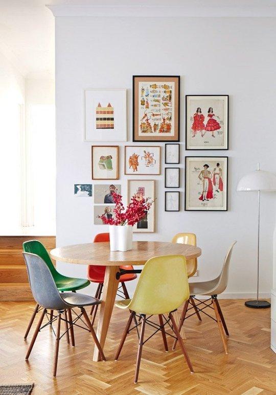 Thiết kế phòng ăn với 12 ý tưởng độc đáo