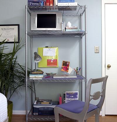 Thiết kế căn phòng trẻ nhỏ thành căn phòng một thiếu nữ