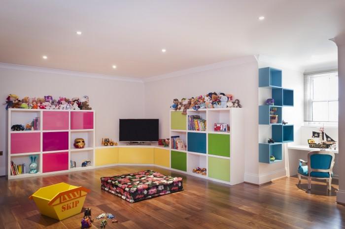 Lặp kế hoạch thiết kế vừa là căn phòng đẹp vừa là nơi vui chơi giải trí