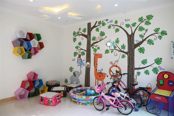 Trang trí căn phòng sinh động – phần quà cho bé nhà bạn