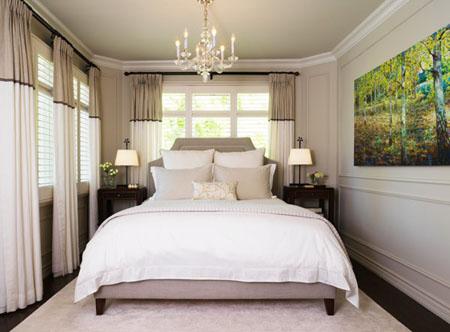 Thiết kế phòng ngủ đẹp nhưng đơn giản