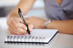 Quy trình ghi sổ trong quản lý