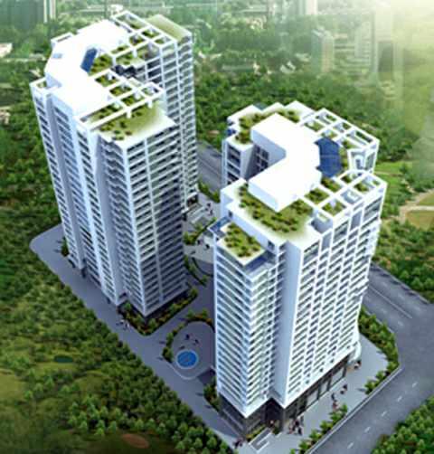 Goldsilk Complex sẽ là làn gió mới cho bất động sản