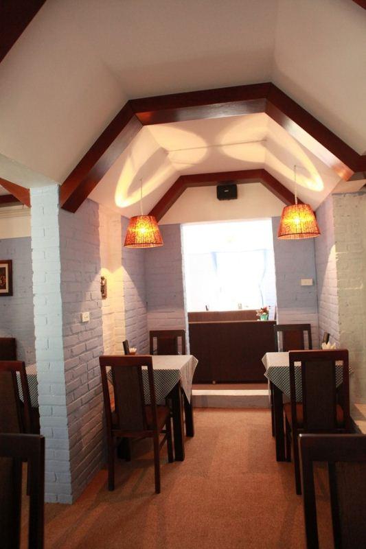 Thiết kế Không gian cafe lãng mạn đậm chất theo phong cách Pháp