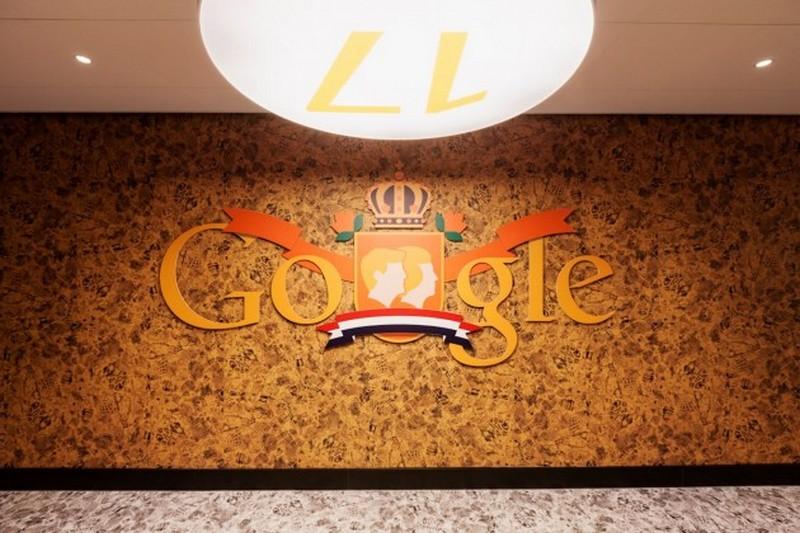 Tìm hiểu về văn phòng của Google tại Amsterdam