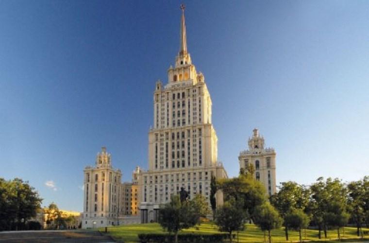 Lâu đài ngài Tổng thống Ukraine