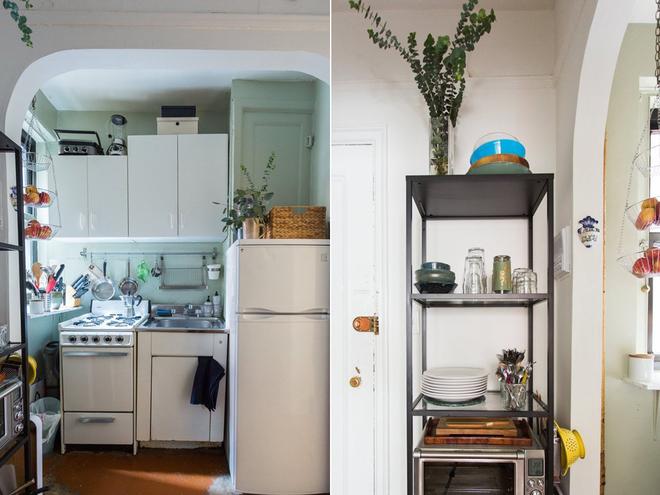 Thiết kế căn hộ độc,lạ,ấn tượng với diện tích 25 m2 dành cho người độc thân
