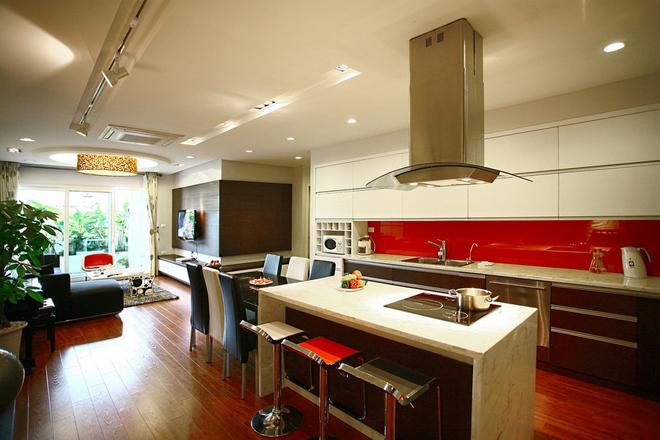 Thiết kế kinh nội thất trang căn nhà