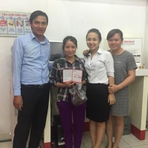 Công ty tài chính cổ phần dệt may Việt Nam được Maritime Bank mua lại