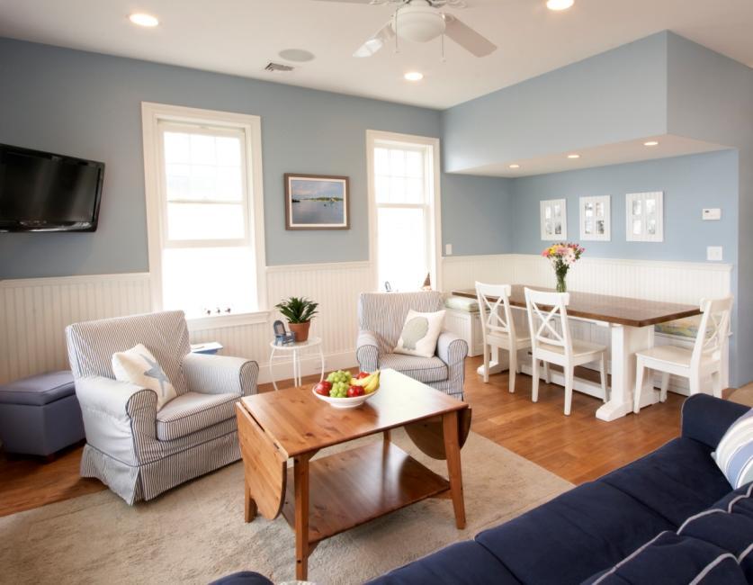 Thiết kế phòng khách độc đáo nhất cho các căn hộ