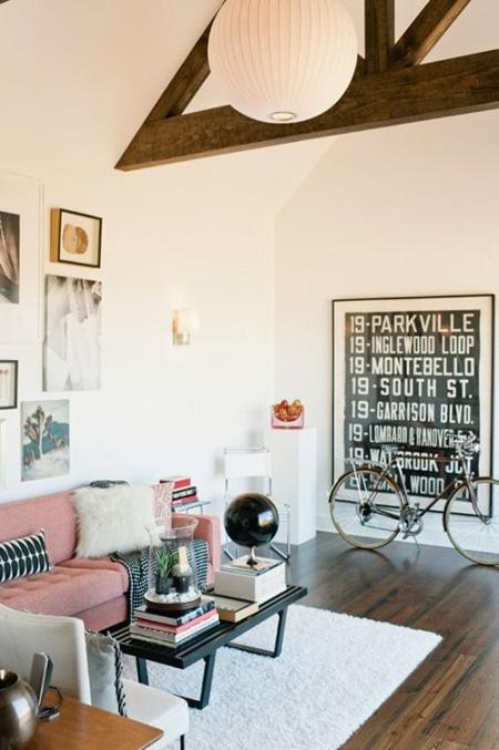 Thiết kế trang trí phòng khách cùng những chiếc ghế sofa