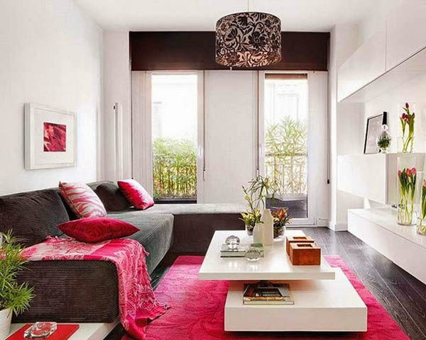 Cùng tìm hiểu 14 ý tưởng tuyệt vời cho phòng khách nhỏ
