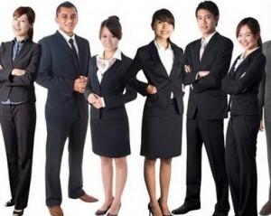 Nguồn nhân lực đông đảo trong doanh nghiệp