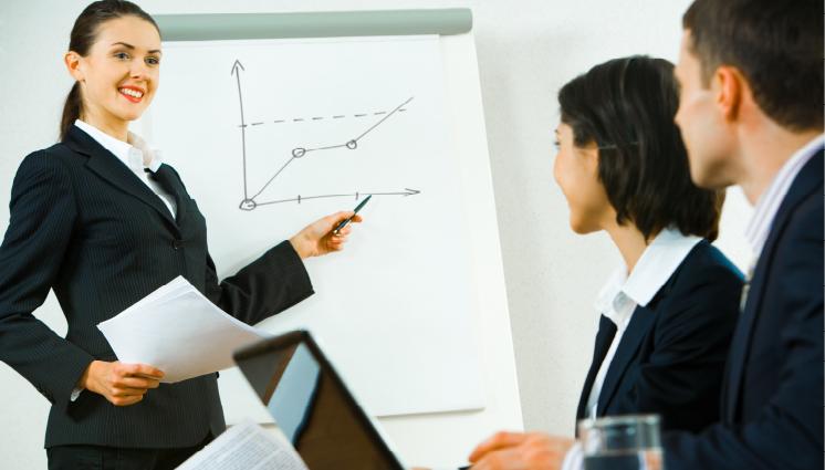 Bí quyết giúp bạn thuyết trình thành công
