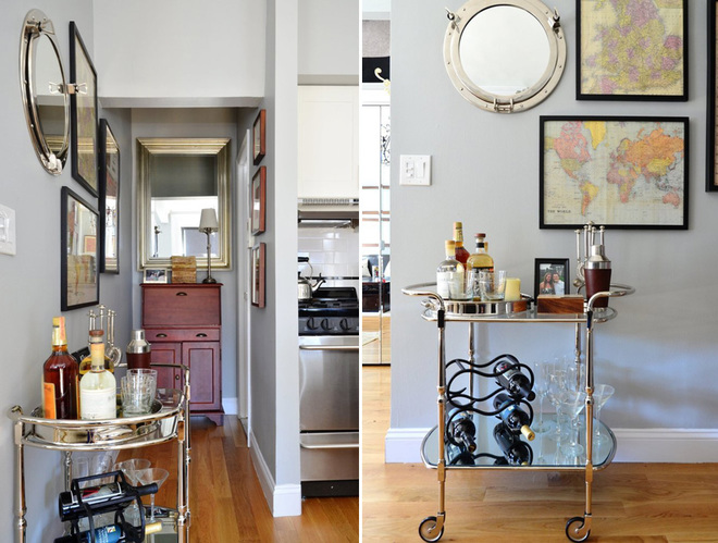 Cùng tìm hiểu cách trang trí nội thất một cách thông minh cho căn hộ chỉ 28n2