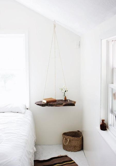 Cùng với những món đồ đơn giản giúp căn phòng nhà bạn thật  sinh động