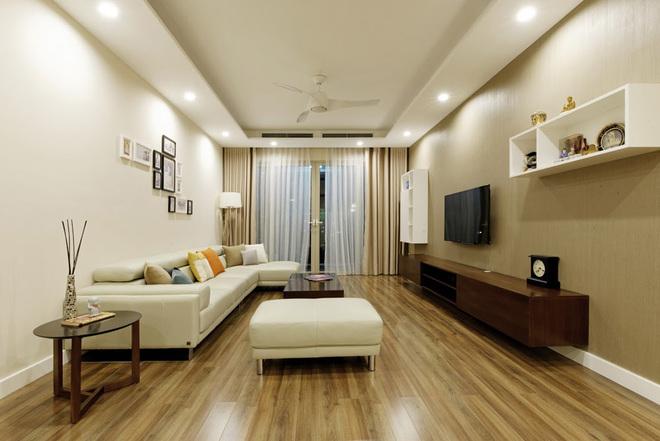 Bí quyết cách bố trí căn hộ độc đáo chỉ với hai phòng ngủ