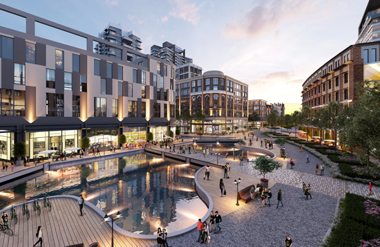 ParkCity Hanoi giới thiệu tiểu khu nhà ở Evelyne Gardens