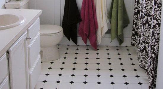 Cách tạo phòng tắm cũ thành mới