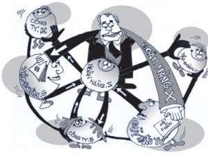 Sở hữu chéo giữa các ngân hàng có nên xóa bỏ