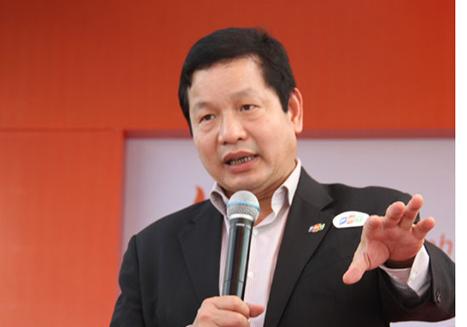 """""""Với khởi nghiệp, vấn đề không phải là tiền"""" Chủ tịch FPT Trương Gia Bình"""