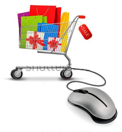 Đơn giản khi mua sắm.