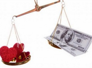 Tiền không mang lại hạnh phúc