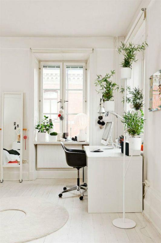 Bạn không thể bỏ qua 30 ý tưởng thiết kế phòng làm việc tại nhà