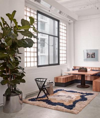 Thiết kế văn phòng làm việc-góc làm việc độc đáo