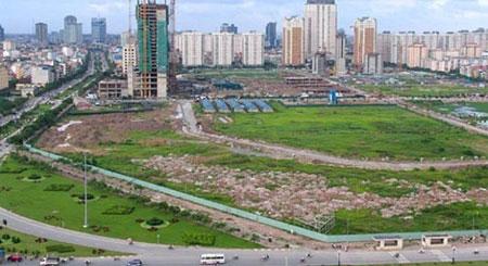 Hà Nội công bố bổ sung 4 dự án đất cho nhà đầu tư lựa chọn