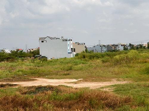 Loạt dự án tổ hợp chung cư nợ tiền sử dụng đất ở Hà Thành