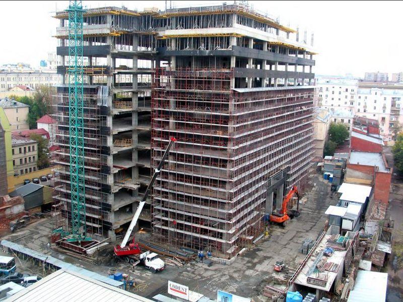 Nguồn lợi lớn từ xây dựng trong quý II 2015