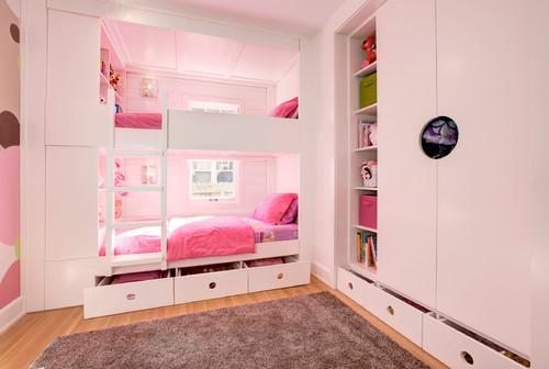 Sáng kiến khi thiết kế phòng ngủ chung cho bé