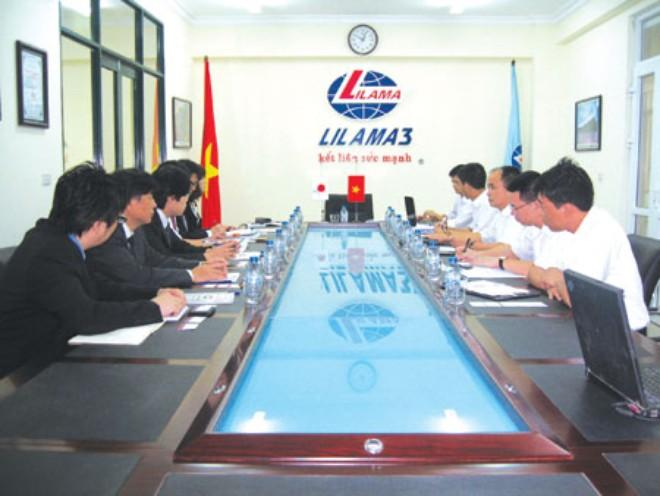Phát hành thêm cổ phiếu để tăng vốn điều lệ cho công ty mẹ Lilama